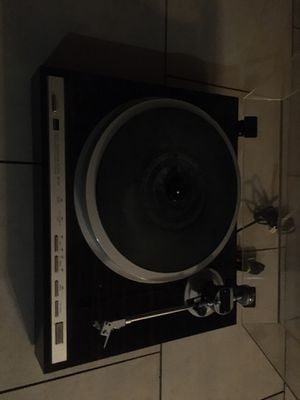 Sansui XR-Q7. Turntable for Sale in North Las Vegas, NV