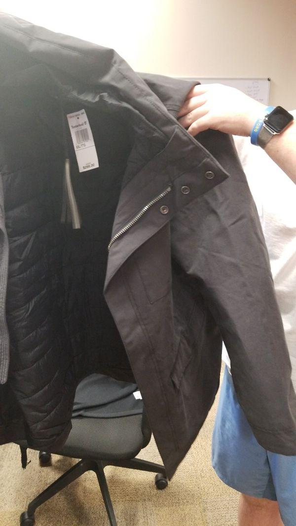 Brand new XXL Timberland Winter Coat