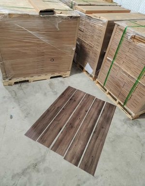 Luxury vinyl flooring!!! Only .67 cents a sq ft!! Liquidation close out! SC for Sale in Houston, TX
