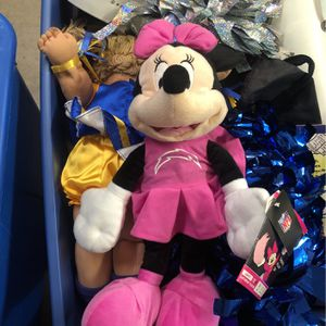 Chargers Mini Mouse for Sale in Ontario, CA