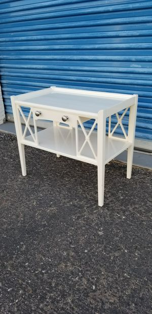 "Small nightstand or end table. Measures: 26"" wide x 16"" deep x 22"" tall. for Sale in Phoenix, AZ"