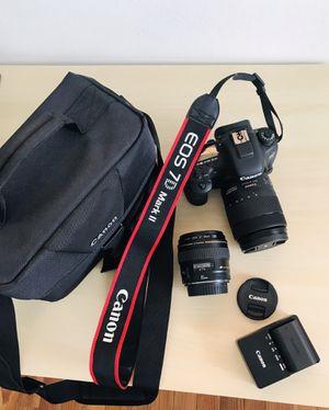 Canon 7D Mark 2 for Sale in Miami Beach, FL
