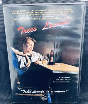 TREES LOUNGE DVD Steve Buscemi Resevoir Dogs Rare HTF OOP for Sale in Puyallup, WA