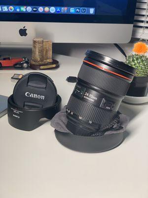 Canon 24-70f2.8L ii for Sale in Arlington, VA