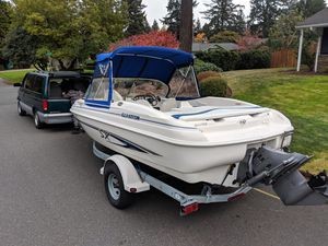 2004 Glastron Fish And Ski SX 195 for Sale in Vancouver, WA