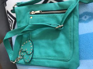 Spring green / Charming Charlie's / retail $25/ never used for Sale in McKinney, TX