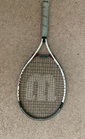 Wilson Tennis racket for Sale in Silver Spring, MD