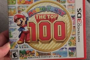Mario Party top 100 3DS XL for Sale in Sandy, OR