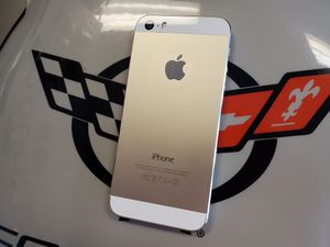 AT&T Gold iPhone 5S 16 GB for Sale in Port St. Lucie, FL