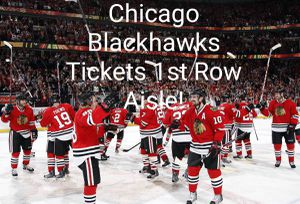 Chicago Blackhawks Tickets for Sale in Naperville, IL