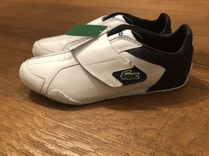 Lacoste Radius 2 Tone Tennis Shoe (Men's 10) for Sale in Rockville, MD