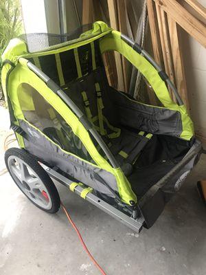 Like new bike trailer for Sale in Wimauma, FL
