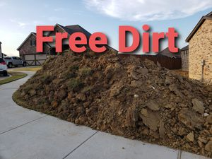 Free Clean dirt Argyle , TX for Sale in Dallas, TX