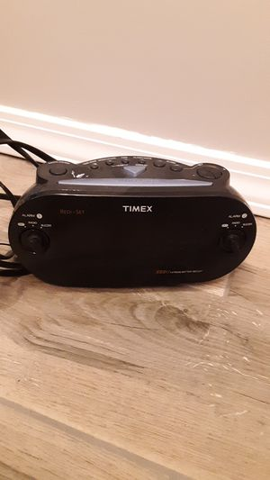 TIMEX Alarm Clock for Sale in Hillsville, VA