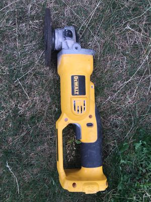 18 v dewalt grinder for Sale in Plainville, MA