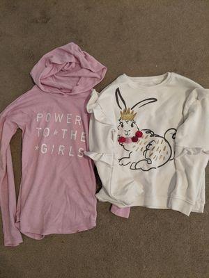 Girls Sweatshirts Size 7 for Sale in Peoria, AZ