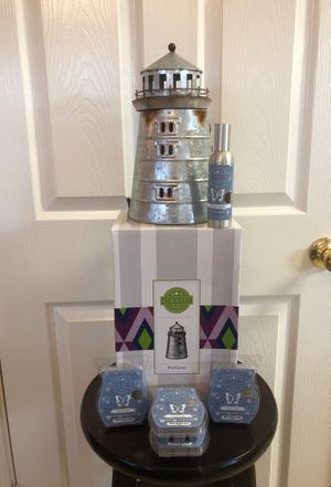 Scentsy Warmer and Scent of the month for Sale in Spring, TX