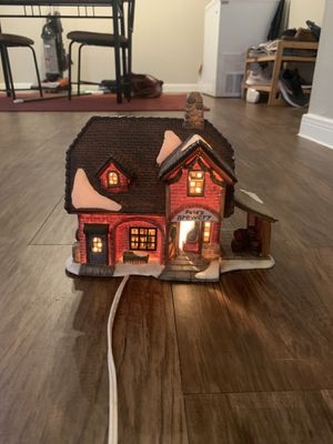 Christmas village for Sale in San Angelo, TX