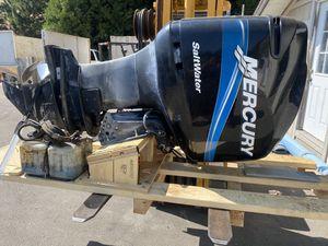 Mercury 225 optimax outboard motor for Sale in Lake Arrowhead, CA