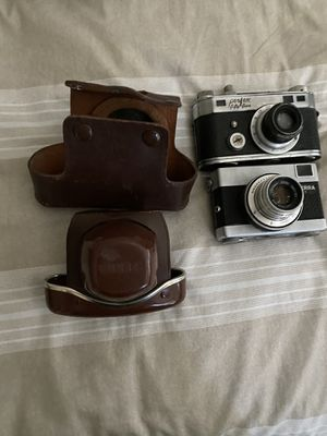 Old camera equipment for Sale in Temecula, CA