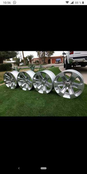 """DODGE RAM WHEELS 18"""" for Sale in Phoenix, AZ"""