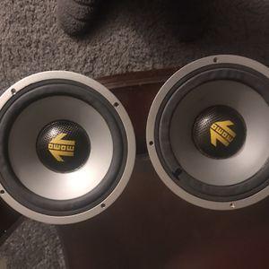 Polk Momo Speakers for Sale in Baldwin Park, CA