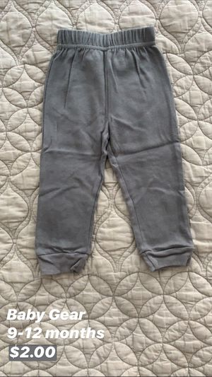 Grey Baby Pants for Sale in Seattle, WA
