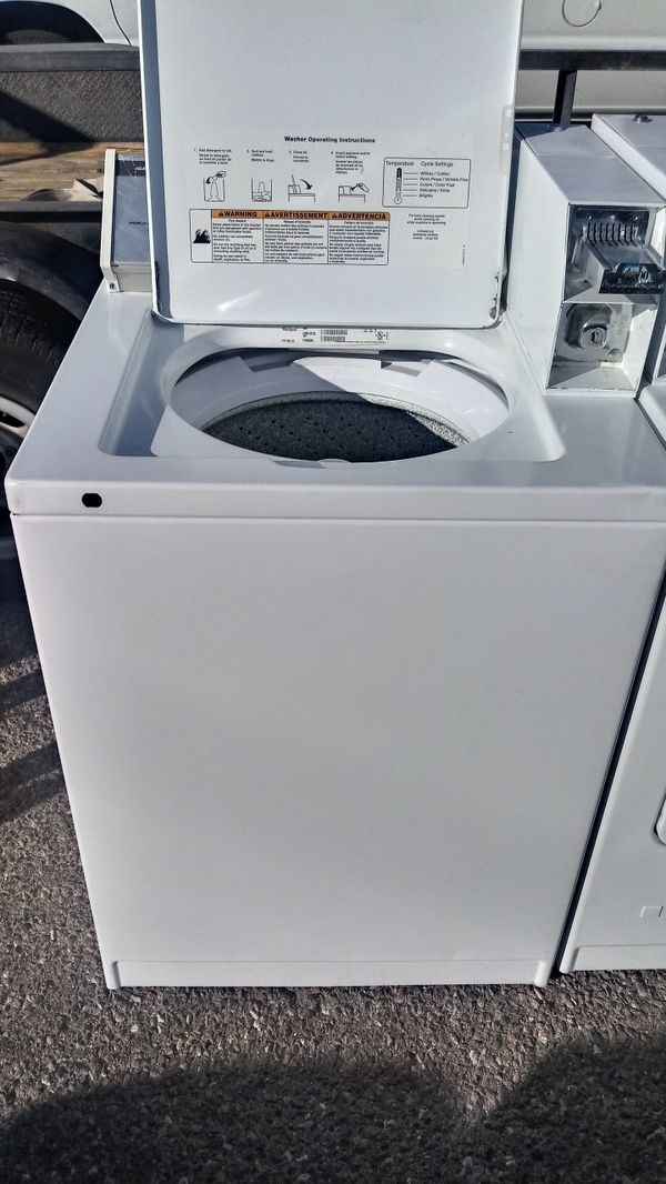 $$ WHIRLPOOL WASHER & GAS DRYER COIN MACHINE $$