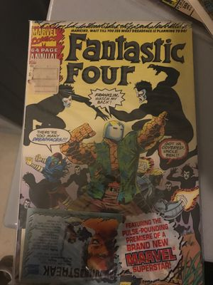 Fantastic four marvel comics for Sale in Tampa, FL