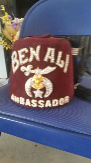 Shriners hat for Sale in Las Vegas, NV