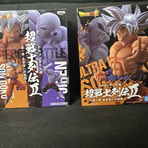 Dragon Ball History Of Warrior Set for Sale in Los Angeles, CA