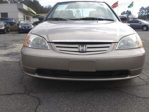 Honda Civic 2002 for Sale in Smyrna, GA