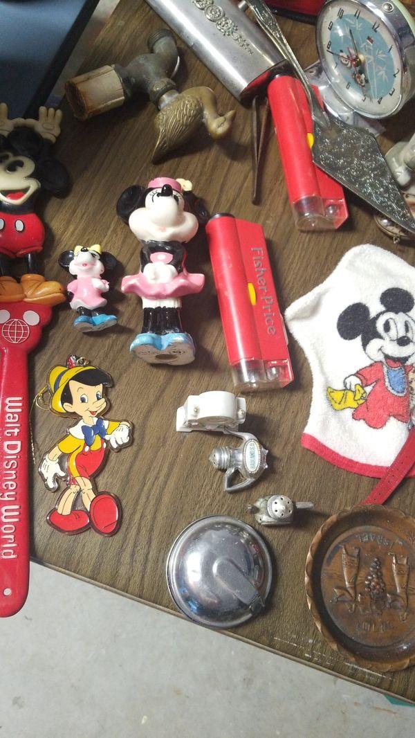 Disney memorabilia collectibles