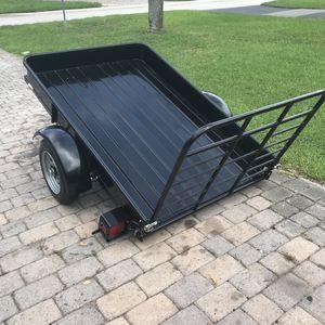 4x6 Tilt Trailer for Sale in Pompano Beach, FL