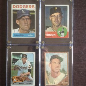 1962-65 Baseball Cards for Sale in Chino Hills, CA