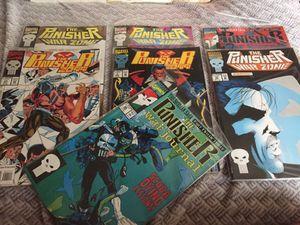 Marvel Punisher Comics for Sale in Salt Lake City, UT