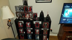 "STAR WARS ELITE SERIES ""VILLAIN"" COLLECTION for Sale in Lake Oswego, OR"