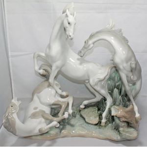 LIodro Horse' Group Figurine #1021 Retired No Box for Sale in Point Pleasant Beach, NJ