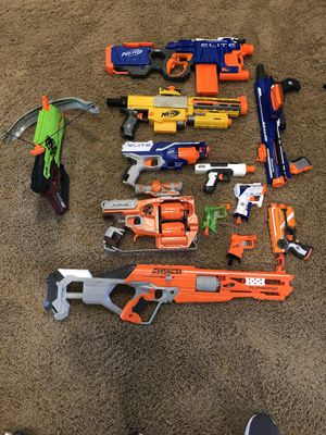 Massive NERF gun collection for Sale in Austin, TX