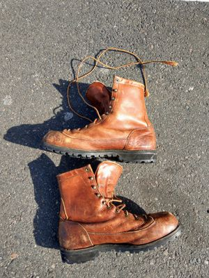 Danner work boots. Men's 12 D for Sale in Braintree, MA