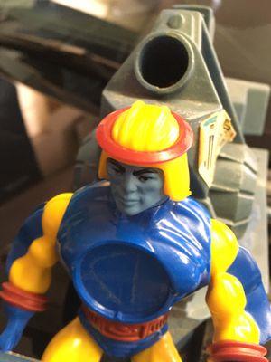 Vintage He Man Battleram Action figure toy collection MOTU for Sale in El Paso, TX