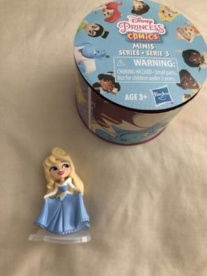 Disney princess comic figure for Sale in Simpsonville, SC