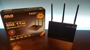 ASUS RT-AC66U Gigabit Router for Sale in Darnestown, MD