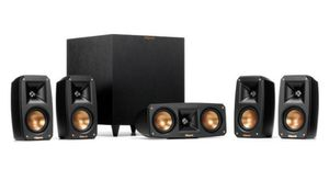 Klipsch Reference 5.1 Theater System with Satellite Speakers, for Sale in Las Vegas, NV