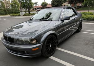 2002 BMW 325ci Convertible for Sale in San Diego, CA