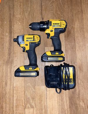 DeWalt Drill set for Sale in Washington, DC