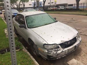 02 chevy Malibu for parts for Sale in Houston, TX