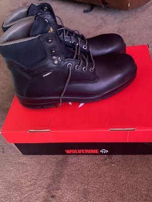 Wolverine Durashock Steel Toe Work Boot Size 10 1/2 Brand New!!! for Sale in Philadelphia, PA