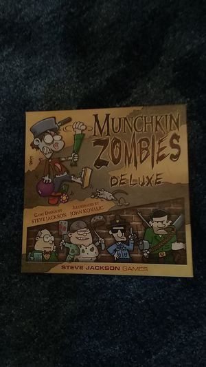 Munchkin Zombies Deluxe for Sale in Venice, FL