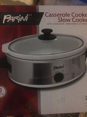 Casserole Slow Cooker for Sale in Chino, CA